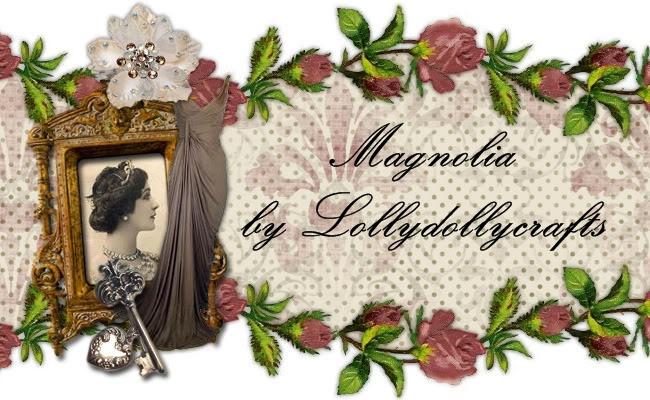 Magnolia by lollydollycrafts