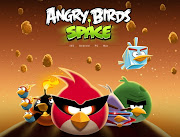 Angry Birds Space is the 4th version of the Angry Birds series.