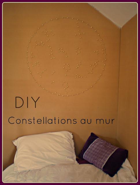 foxy polypus diy les constellations sur ton mur. Black Bedroom Furniture Sets. Home Design Ideas