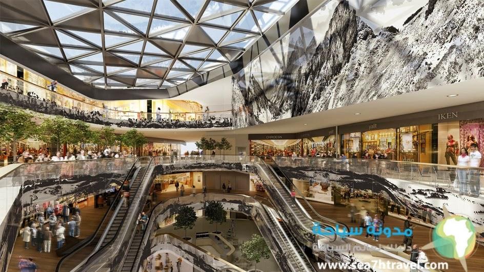 التسوق في سويسرا متعة خاصة