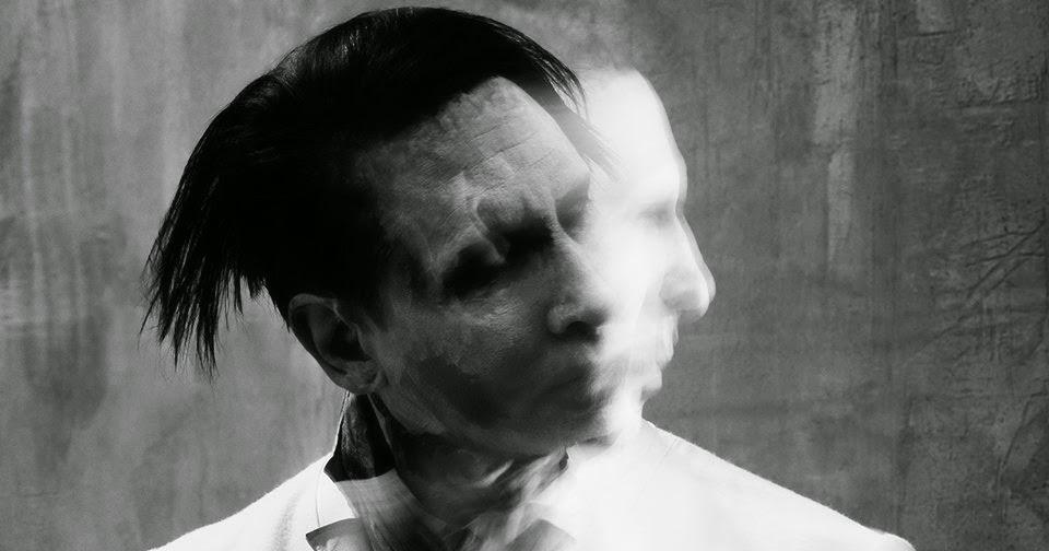 Escucha otra nueva canción de Marilyn Manson: 'Cupid carries a gun'