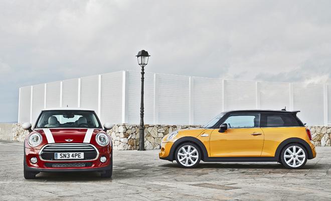 2014 Mini Cooper and Cooper S