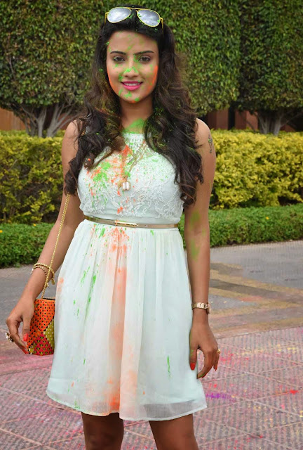 Jyoti Seth Holi Celebrations at Novotel 10.jpg