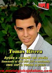 APOYEMOS A TOMÁS RIVERA