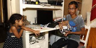 Ahmed, Bocah Perakit Jam Digital Mendapat Beasiswa Ke Qatar