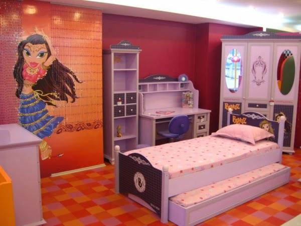 Fotos de dormitorios infantiles para dos hermanas - Habitacion dos ninas ...