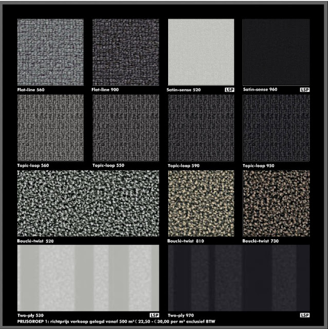 Commercial Carpet Collections by Patcraft