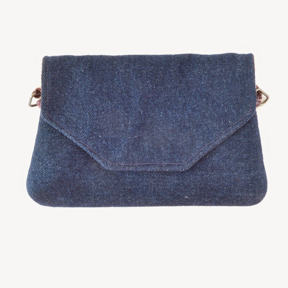New Denim Clutch!!!