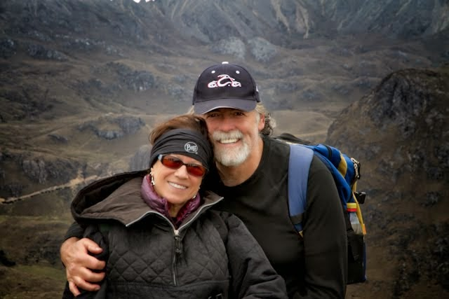 We Love Hiking in the Cajas!