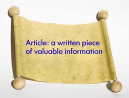 Tanyakan 13 Hal Sebelum Menerbitkan Artikel