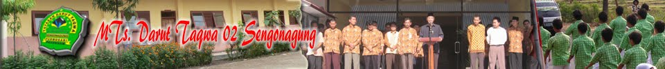 MTs. Darut Taqwa 02 Sengonagung