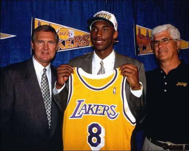 Kobe NBA'e geldiğinde dünya ne haldeydi?
