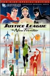 La Liga de la Justicia La Nueva Frontera