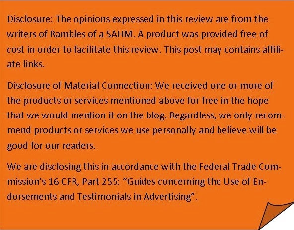 Post Materials Disclosure