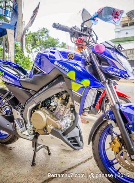 Yamaha New Vixion Advance 2015