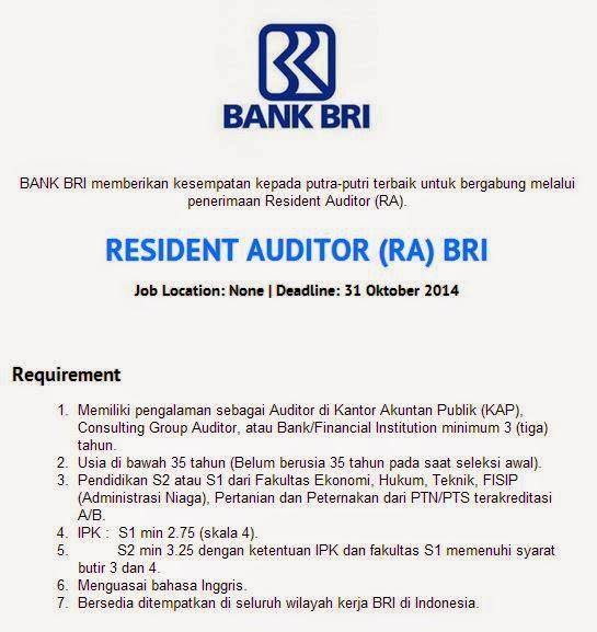 lowongan-kerja-bank-bri-bogor-juni-2014-terbaru