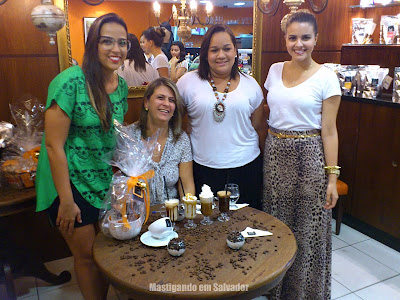 Lucca Cafés Especiais: I Campeonato de Blogueiras Baristas