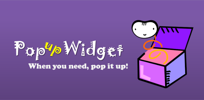 DOWNLOAD Popup Widget v1.4.4 Apk free