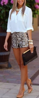 Ways to Wear Patterned Shorts