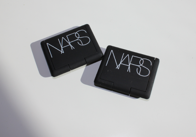 Nars Galapagos and Mekong Single Eyeshadow Review and Swatches