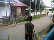Kegiatan Jumat Bersih Kelurahan Labuhanratu