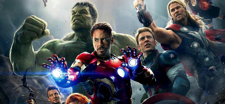 Pôsteres inéditos de Vingadores: Era de Ultron reúne equipe de super-heróis