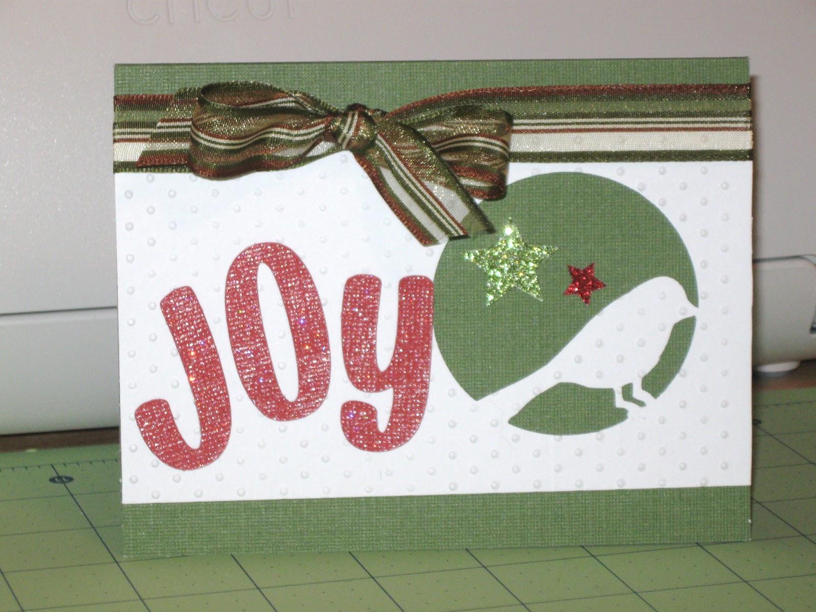Christmas Wallpaper 2012 Handmade Cricut Christmas Cards