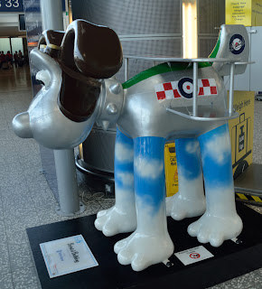 Bristol Bulldog Gromit (side view)