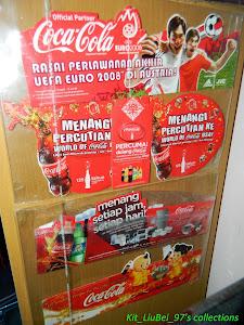 My Coca-Cola collectibles 我的可口可乐收藏品