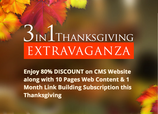 Thanksgiving Deals Logo Design pros