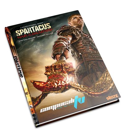 Spartacus War of the Damned Temporada 3 Serie