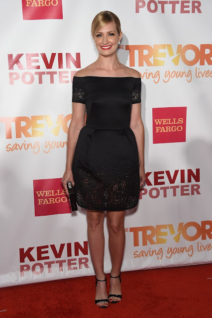 Actress @ Beth Behrs - TrevorLIVE Event in New York