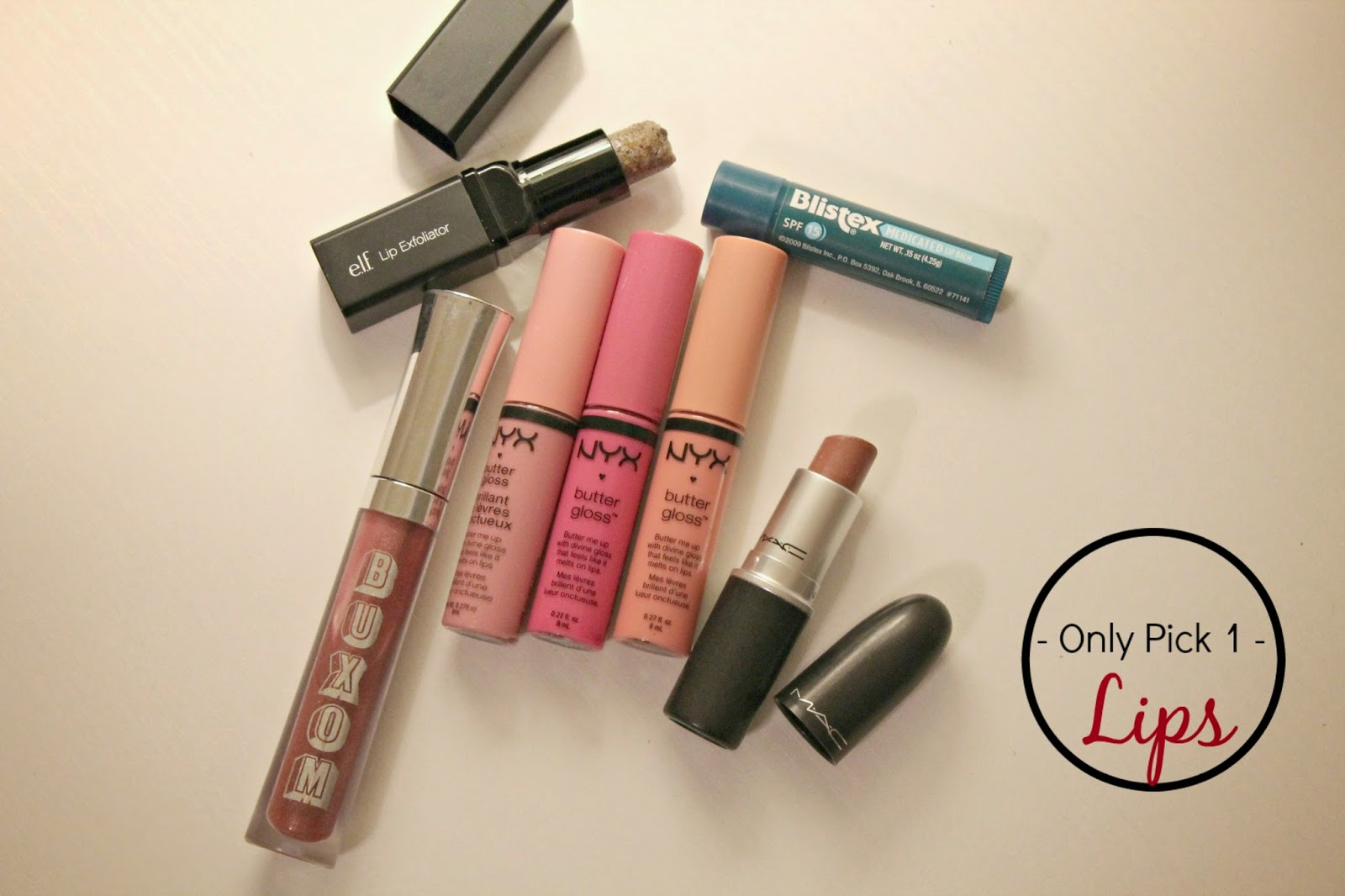 Favorite Lip Products