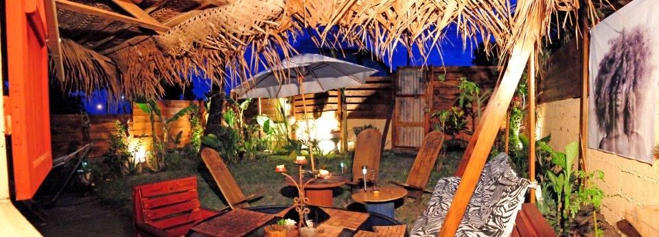 Vanilla guest house r union island jardin for Au jardin guest house riebeeckstad