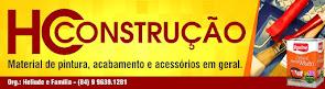 HC Construção – Material de pintura, acabamento e acessórios em geral, em Campo Grande