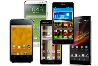 memilih smartphone android dari Google