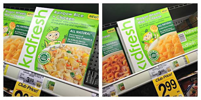 Kidfresh meals at Vons Safeway, #KFHealthyKids