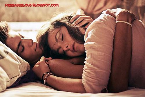 Couples sleeping tumblr