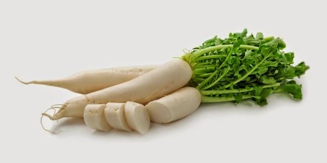 Kandungan Nutrisi dan Khasiat Lobak untuk Kesehatan