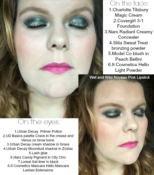 st patricks day makeup tutororial