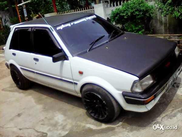 Toyota Starlet kotak 1985