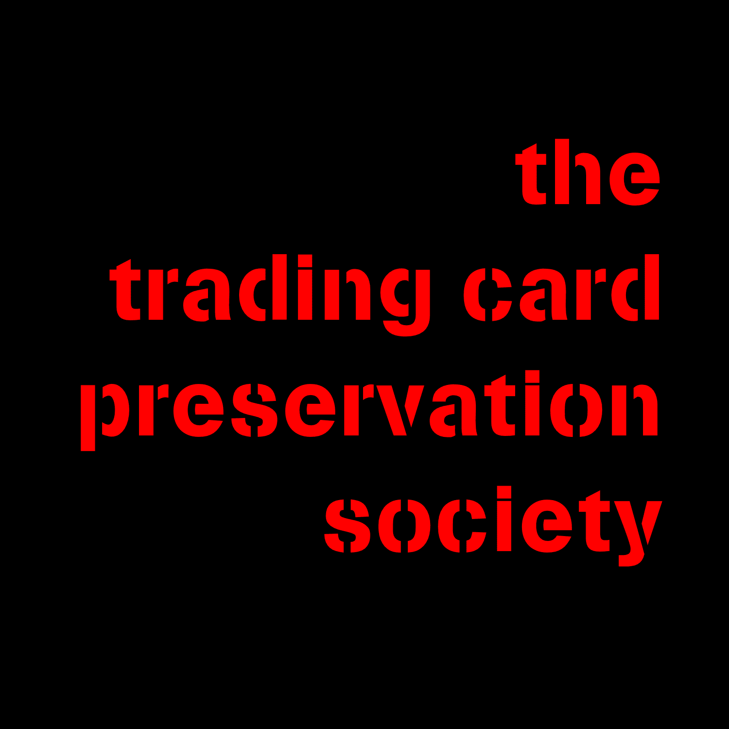 Download The Trading Card Preservation Society Podcast!