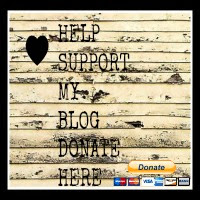 Help Support My Blog Donate Here