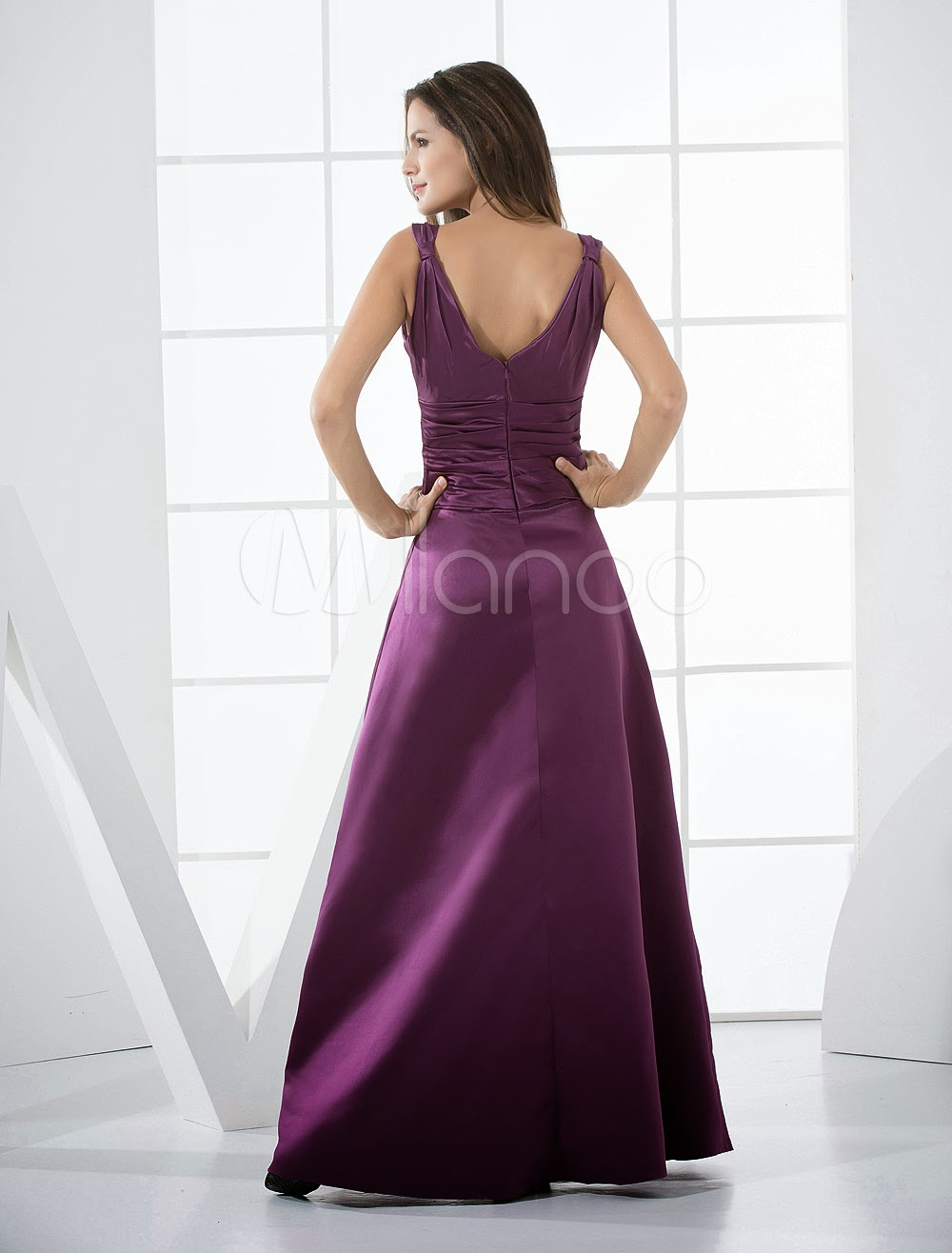 China,Wholesale,Dresses,Satin,Evening Gown