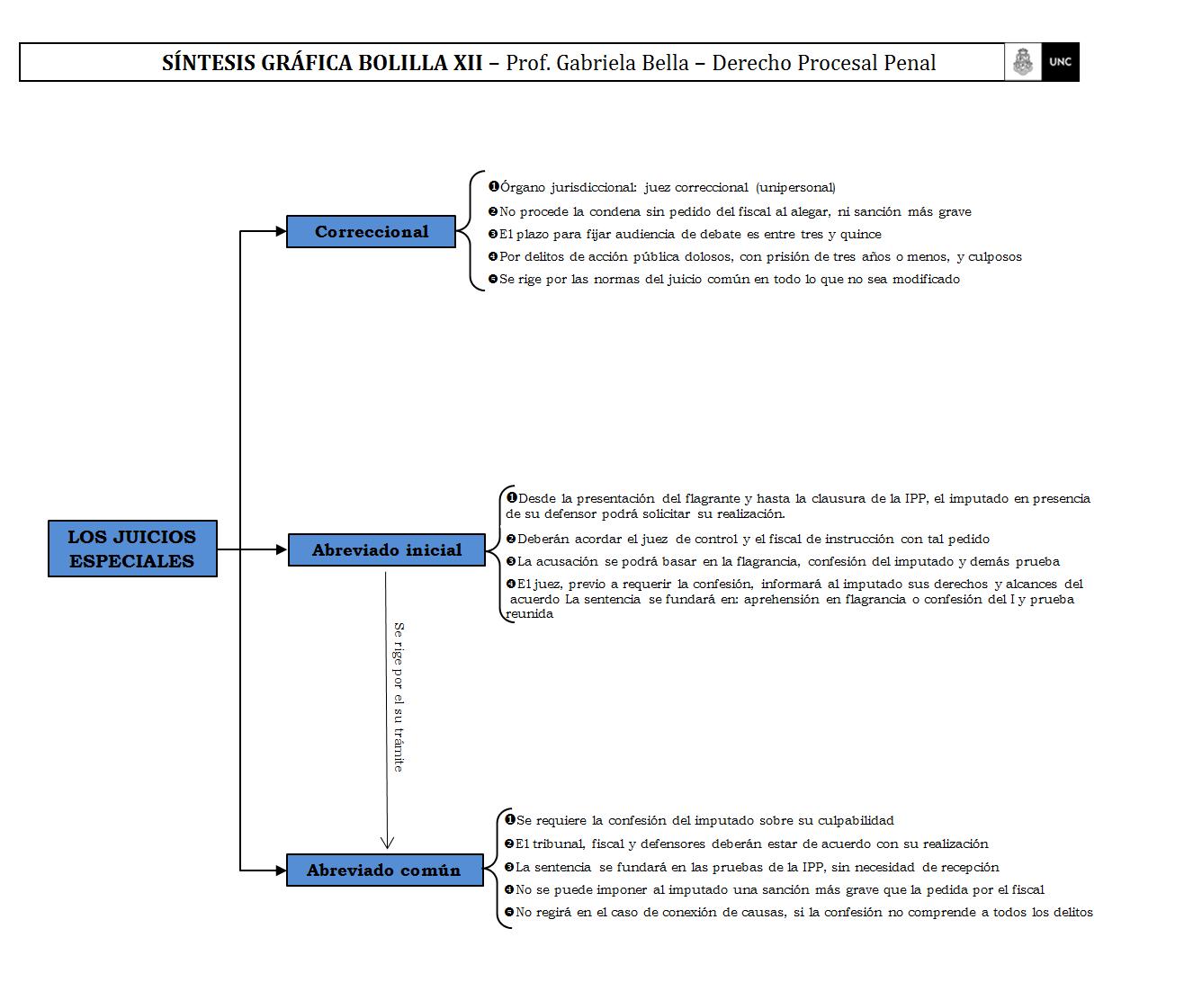 Derecho Procesal Penal - Facultad de Derecho y Cs.Sociales - UNC ...