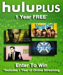 TMN's Free Year of Hulu Plus Giveaway