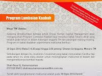 Program Lambaian Kaabah 2014