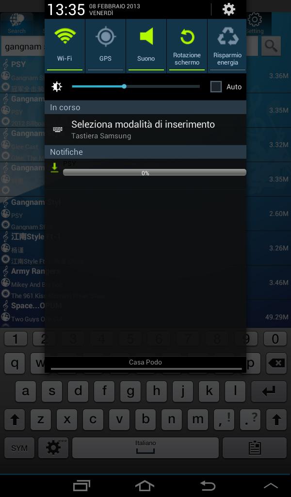 App tablet android per scaricare gratis musica mp3 for App tablet android gratis