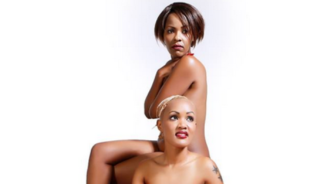 Kenya's Ex-Presidential Aspirant Goes Naked! It Seems Nudity's What Is Selling Now! Even Politicians Are Now Going Nude! WOW! It's So Krazy!