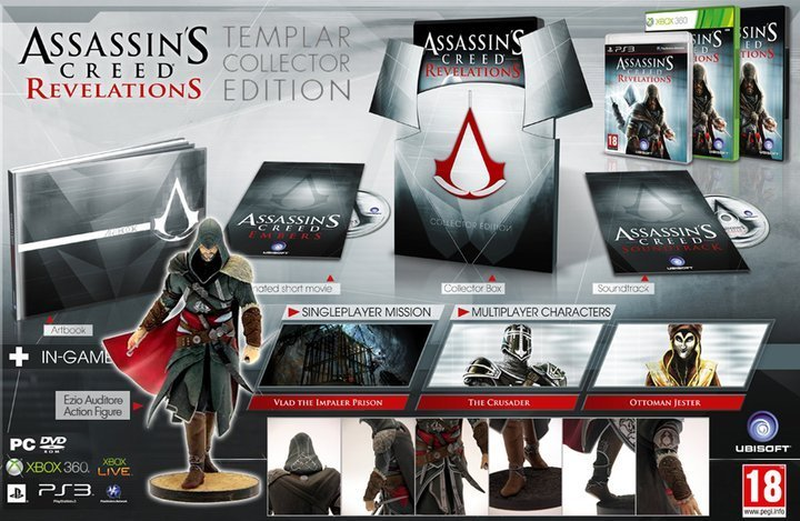 Assassin's creed revelations: 1 04 fix & dlc pack | TheLifeline360
